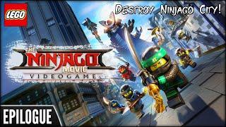 The LEGO Ninjago Movie Video Game (PS4) - Epilogue: Destroy Ninjago City!