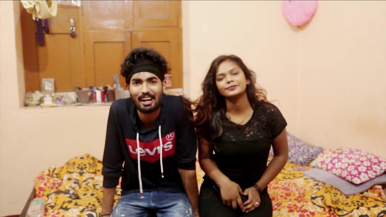 Prank On Me By Naina   Bharti Prank   Raju Bharti  