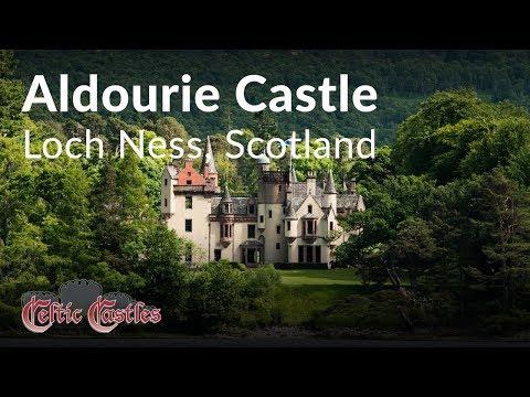 Aldourie Castle - Inverness, Scotland