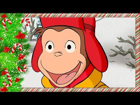 Curious George 🎁Christmas Special ❄️Snowy Compilation 🎄Kids Cartoon |Kids Movies |Cartoons for Kids