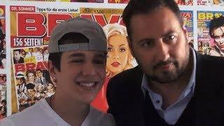Austin in Germany at Bravo - Austin Mahone Takeover ep 24