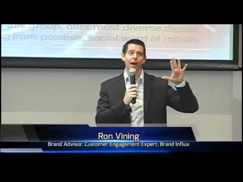 RON VINING - Brand Advisor. Customer Engagement Expert. Visionary Chief Marketing Officer