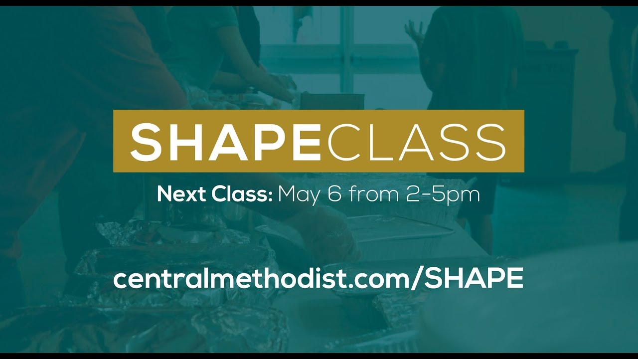 SHAPE Class - May 6 (FULL VERSION)