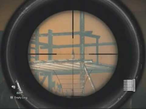 Sniper Elite V2: Bottle Locations: Kopenick Launch Site