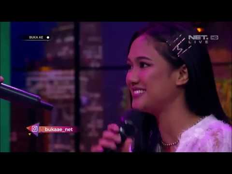Tak Ingin Pisah Lagi - Marion Jola Ft. Rizky Febian [LIVE PERFORMANCE] On #BUKAae NET.