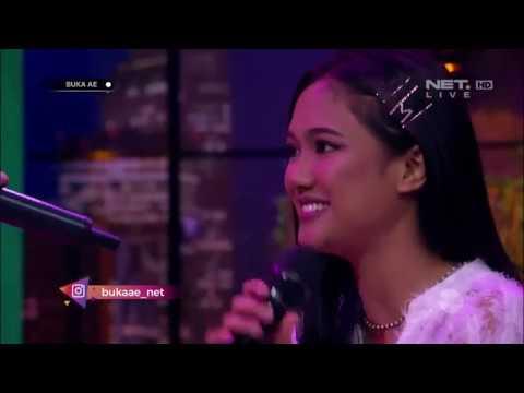Tak Ingin Pisah Lagi - Marion Jola ft. Rizky Febian [LIVE PERFORMANCE] On #BUKAae NET.