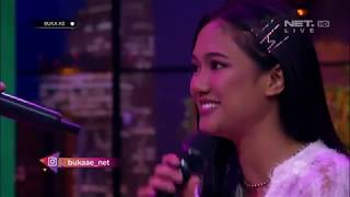 Gambar cover Tak Ingin Pisah Lagi - Marion Jola ft. Rizky Febian [LIVE PERFORMANCE] On #BUKAae NET.