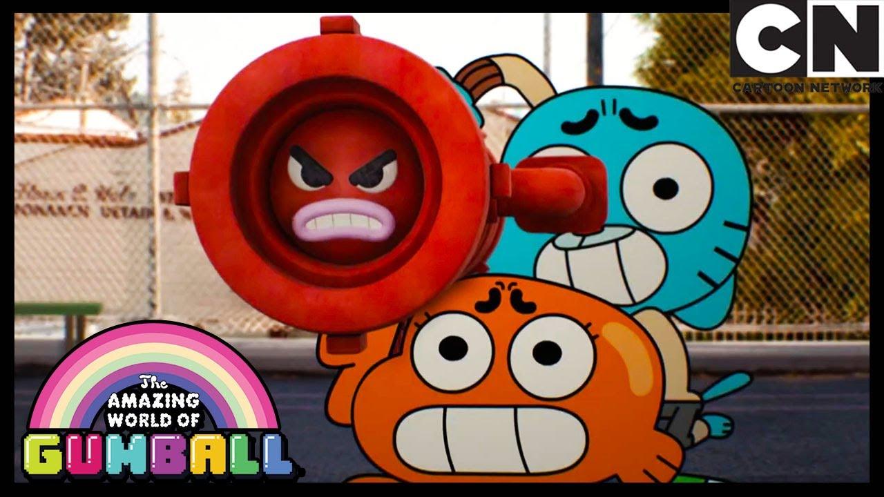 The Skull | Gumball | Cartoon Network