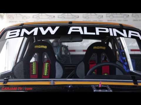 BMW ALPINA 2002 ti 1970 Race Car Commercial CARJAM TV HD 2015