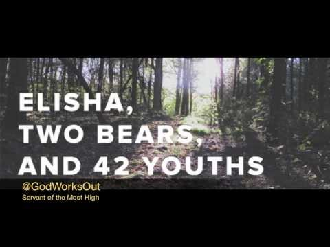 Biblical Stories Episode 1: Elijah, 42 Youths, and Two Bears