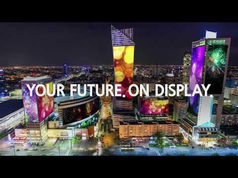 Samsung Tizen Future On Display