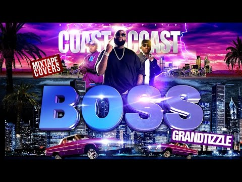 Graphic Design Expert Adobe Photoshop CS6 Mixtape Art CD Cover Tutorials & Posters Party Flyers