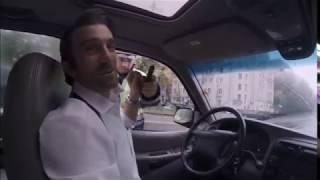 Побег от полиции - отрывок из фильма Хардкор 2016