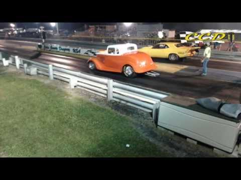 Coles County Dragway June 21, 2014 Eliminations