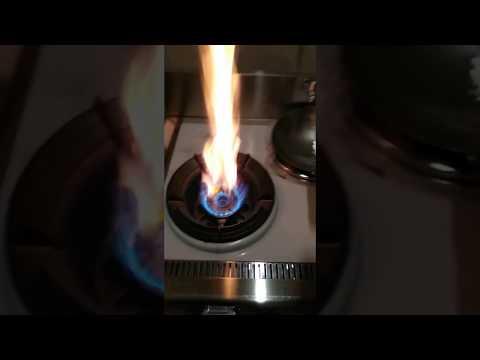 Профессиональная печь для паназиатской кухни, китайского кафе
