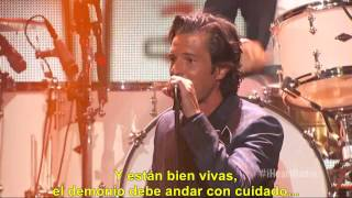 Viva Las Vegas - The Killers (traducida)