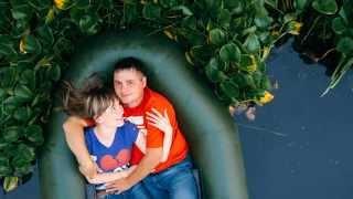 Предсвадебное Love Story Александр и Александра 01.08.15. [Свадебный фотограф Иркутск]