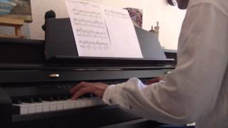 Gabriel Yared- The english patient Thèmes (piano solo)