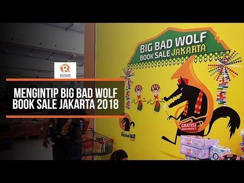 Mengintip Big Bad Wolf Jakarta 2018