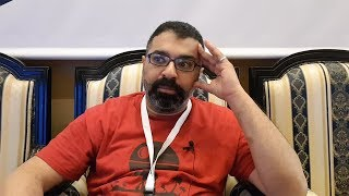 الفلوج الرابع وقبل الأخير من تغطية مهرجان دبي السينمائي ٢٠١٧ | Vlog | فيلم جامد
