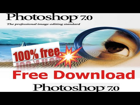 How to Install Photoshop In Pc/Laptop free for Windows 7/8/10 | RandomTechs | Photoshop