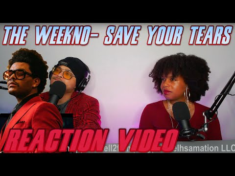 The Weeknd - Save Your Tears (Official Music Video)- Couples Reaction Video
