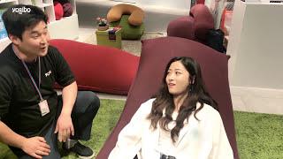 미녀 의대생의 요기보 매장 방문 후기(feat. 요기보…