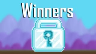 3 DLs Giveaway Winners | Growtopia