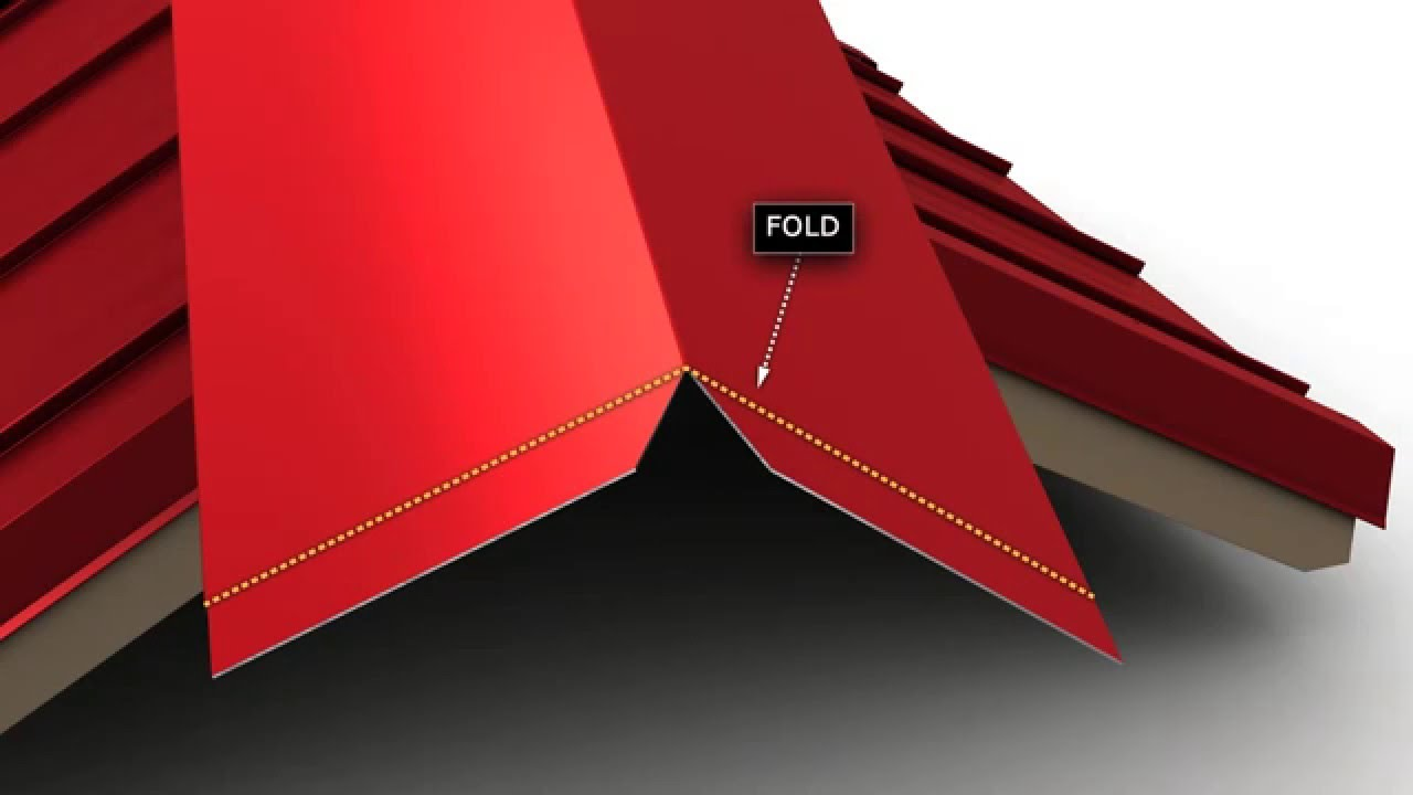 How To Install Standing Seam Metal Roofing Ridge Cap