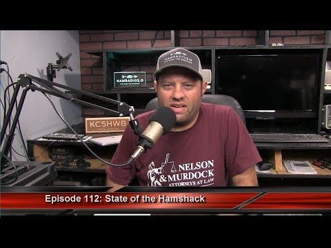 Ham Radio 2.0: Episode 112 - State of the Hamshack
