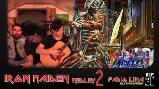 Iron Maiden Medley II by Fabio Lima Ft. Rodrigo Daremen