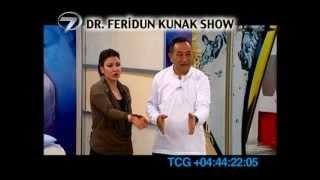 3 Mayıs 2012 Dr. Feridun KUNAK Show Kanal7 Tek Parça Full Kalite