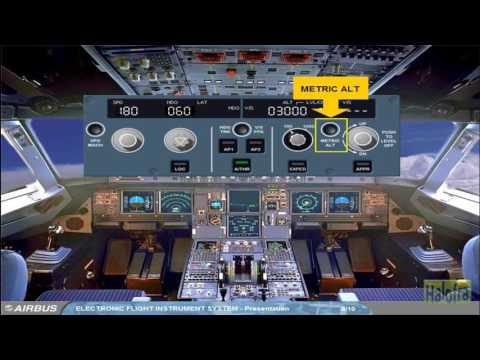 02- EFIS Presentation ( A320 Family Courses )