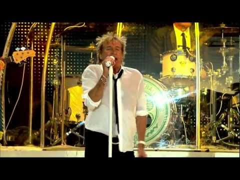 Rod    Stewart     --    Baby   Jane     Official   Live  Video    HD  At   Hard Rock