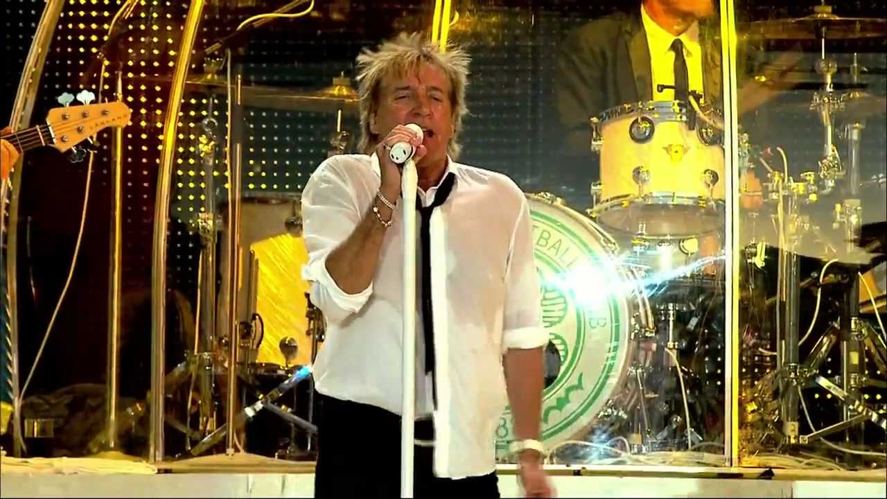 Rod    Stewart     --    Baby   Jane   [[  Official   Live  Video  ]]  HD  At   Hard Rock