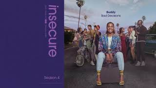 Buddy - Bad Decisions [Official Audio]