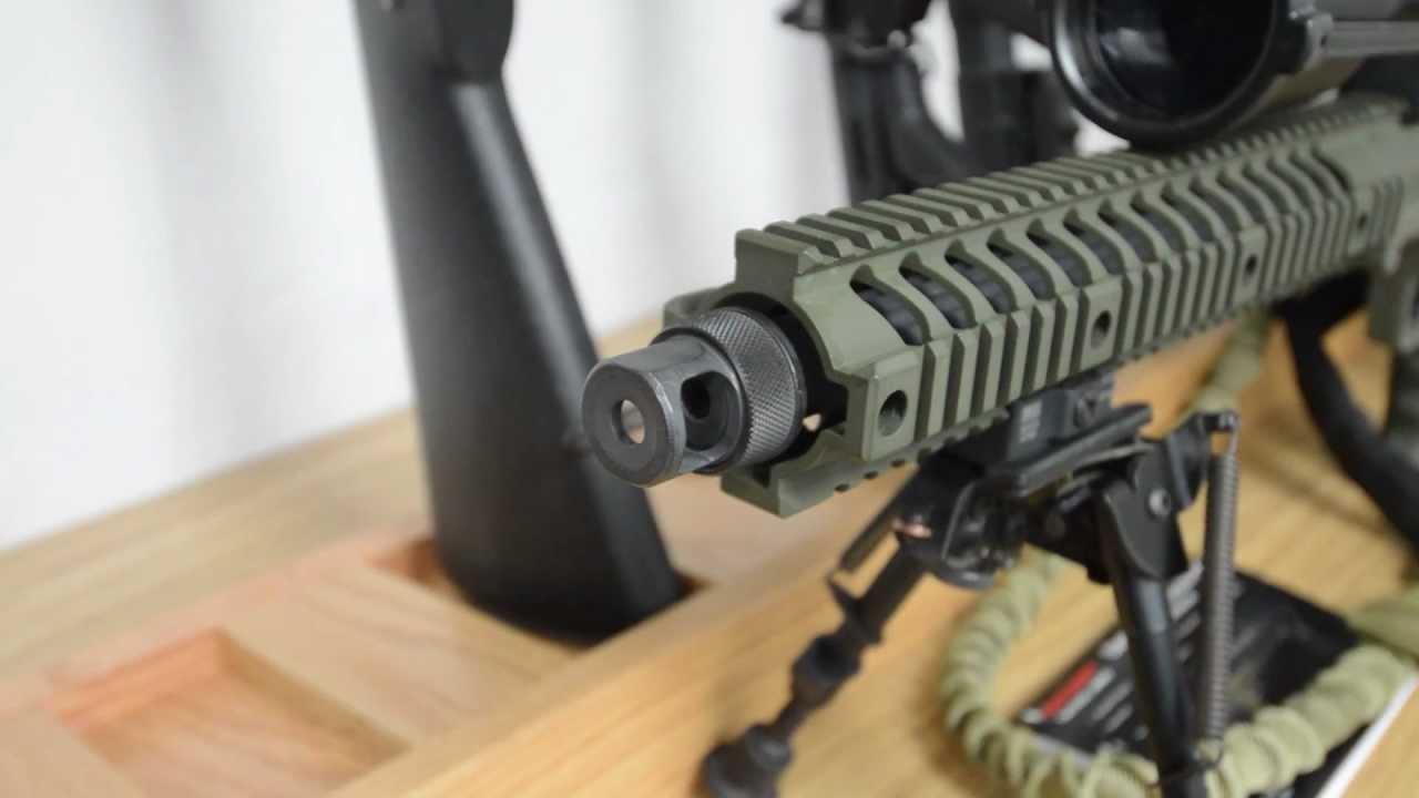 Gun review desert tactical arms stealth recon scout dta srs rifle - Gun Review Desert Tactical Arms Stealth Recon Scout Dta Srs Rifle 37