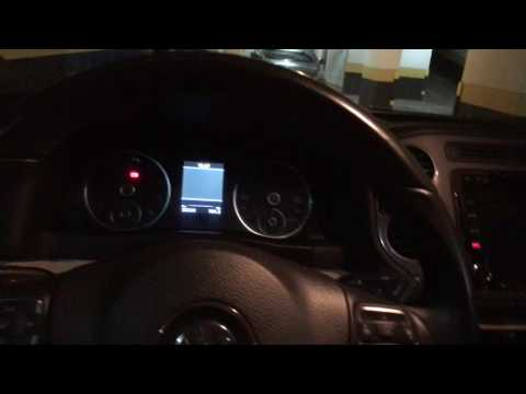 How to enable rear view camera on Tiguan, Jetta, Passat