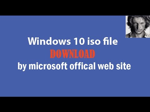 how to download iso files
