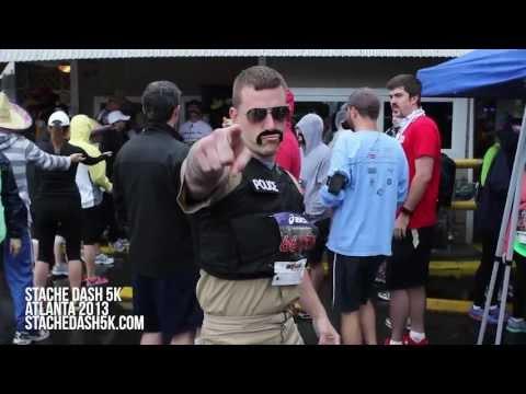 Stache Dash 5K | Atlanta | 2013