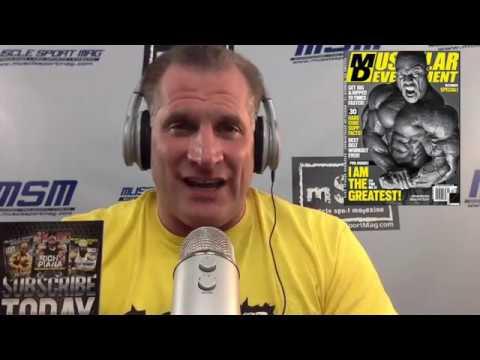 Muscular Development - Horrible Cover Lines