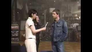 Oasis - interview with Noel Gallagher + The Hindu Times live at the News Station