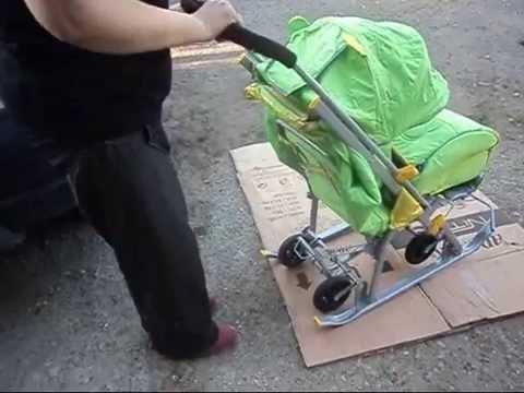 Вы на верном пути или как купить самую лучшую коляску санки. Получив санки-коляску ника детям 7-2, не удержалась и решила поделиться своими.