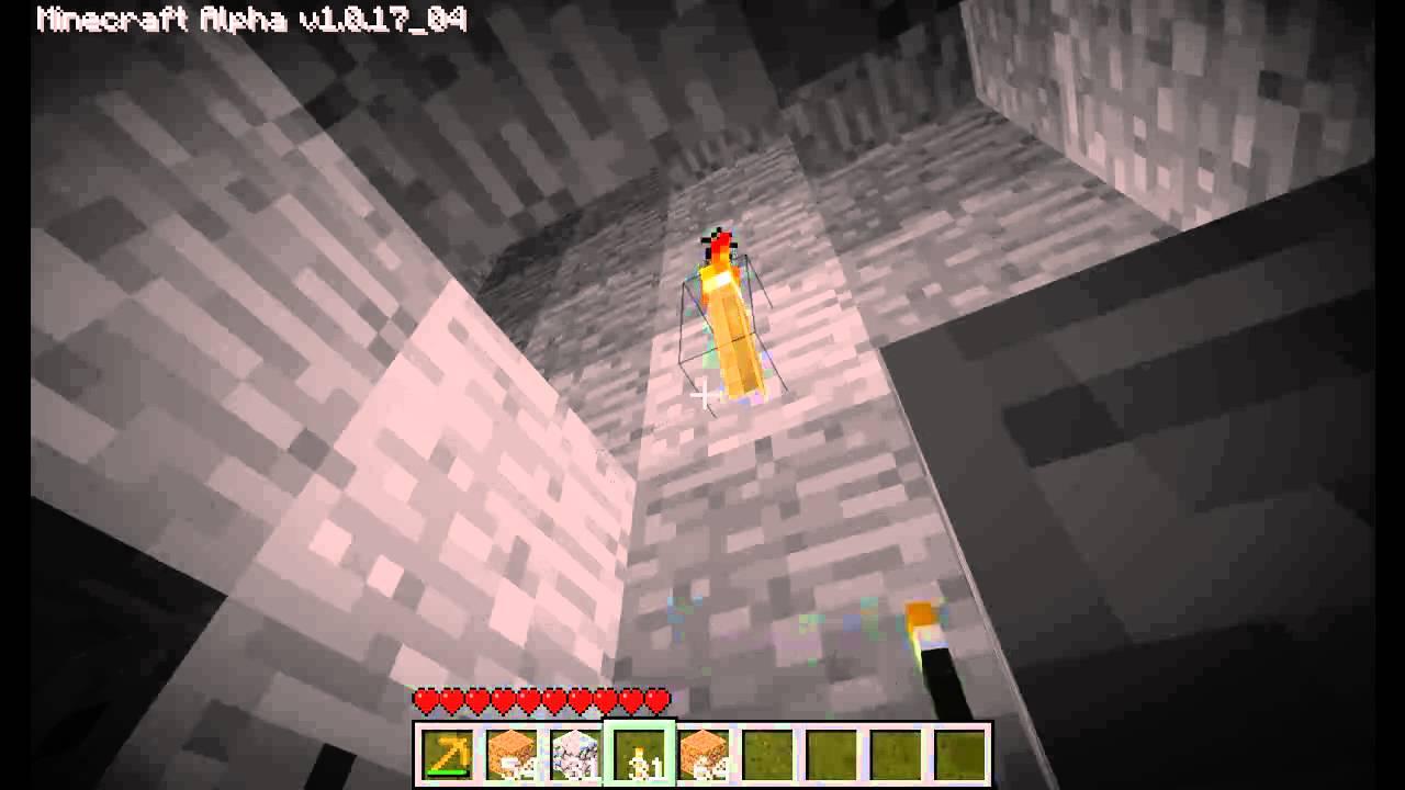 Lets Play Minecraft Alpha GermanDeutsch Wir Spielen Maulwurf - Minecraft alpha spielen