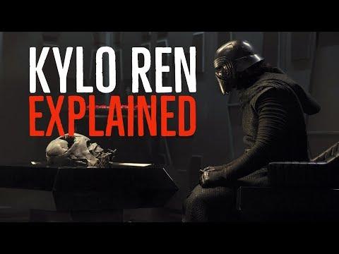 Kylo Ren Explained (Star Wars: The Force Awakens Explored)
