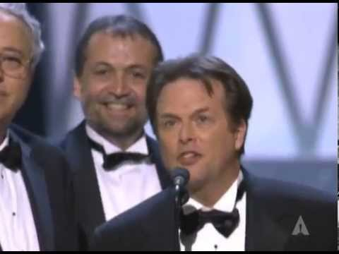 """Lord of the Rings: The Two Towers"" winning a Visual Effects Oscar®"