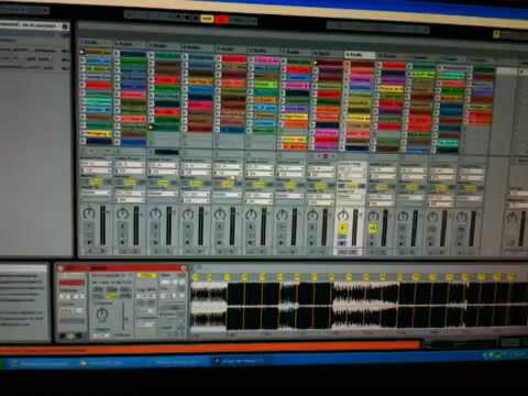 ableton live dj mix