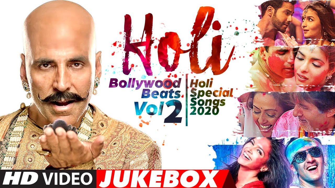 Holi Bollywood Beats Vol.2 | Holi Special Songs 2020 | Video Jukebox