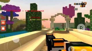 Pixel Gun 3D: Heaven Garden (Team Battle)