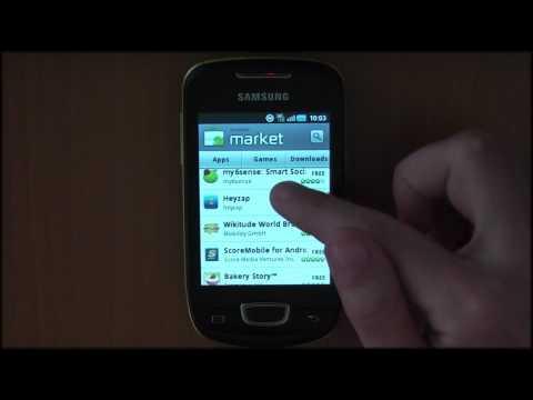 Segíthetünk? - Samsung Galaxy Mini